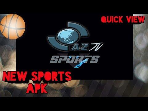 AZ Tv Venom Sports APK Quick View Android Phone