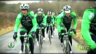 VIDEO Herbalife-Wheelbase.co.uk Cycling Team Launch-