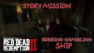 Red Dead Redemption 2 | A Fine Night of Debauchery | Chapter 4