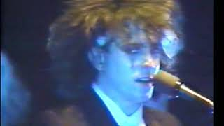 THE CURE - The Love Cats (LIVE Tokyo 1984)