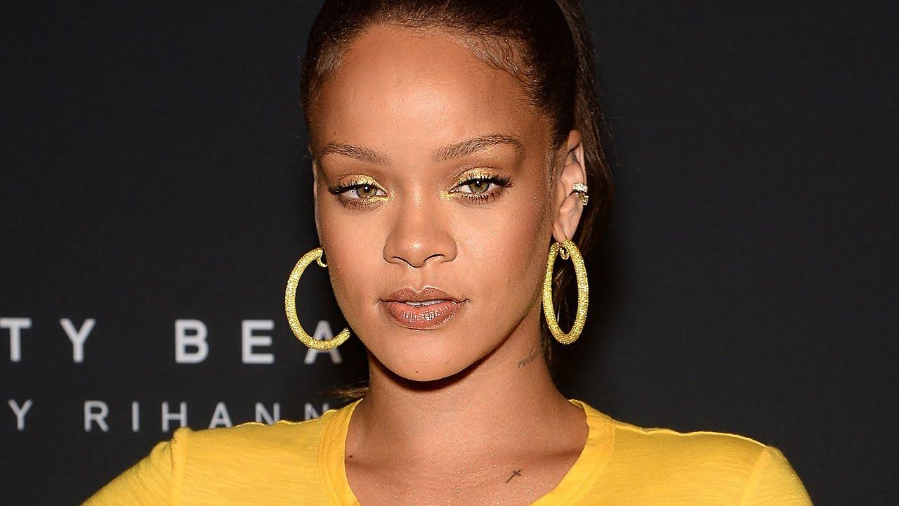 Rihanna Slammed Over Hindu God Necklace