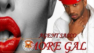 Agent Sasco - More Gal - January 2018