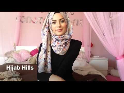 Hijab Tutorial : INAYAH Collection inspired!