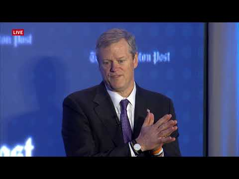Addiction in America: One-on-One with Massachusetts Gov. Charlie Baker
