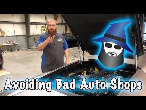 Avoiding Shady Shops with the CAR WIZARD