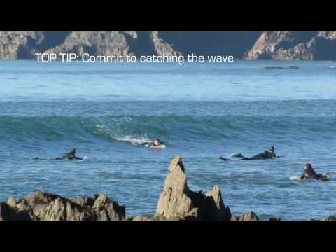 Paddling Tips - From 110% Surfing Techniques Volume 4