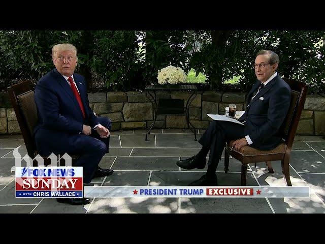 Trump's Fox News interview, in 4 minutes - Washington Post