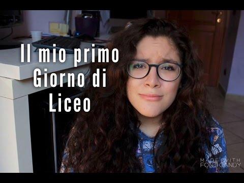 IL MIO PRIMO GIORNO DI LICEO    Viviana Autieri