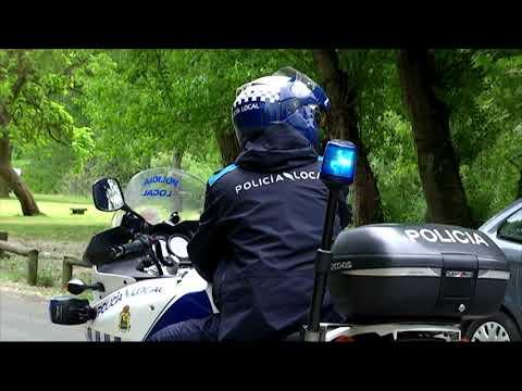 La policía local puso 66 multas por no usar mascarilla en un mes 5 8 20