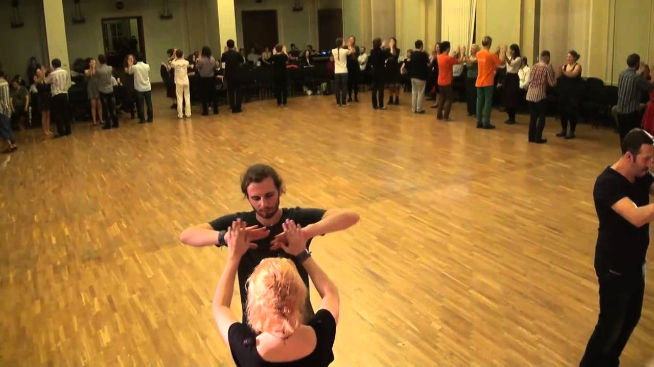 Baltic Dance Nights 2015.  Dancing 3/3