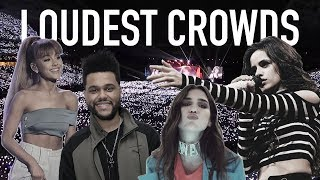 Best Crowd Moments (Loudest Crowds) [PART ONE]