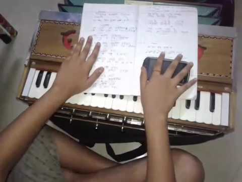 Jana gana mana on harmonium by soham