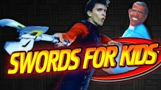 Swords For Kids (NERF)