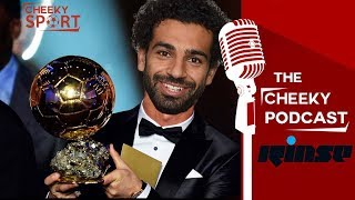 Why Wenger Got Sacked | Mo Salah for Ballon D'or? | Joel, Dave & Frimpon Joins | BANTER!