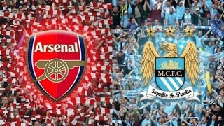 Арсенал - Манчестер Сити / АНГЛИЯ / Кубок ФА / Arsenal - Manchester City / 23.04.17