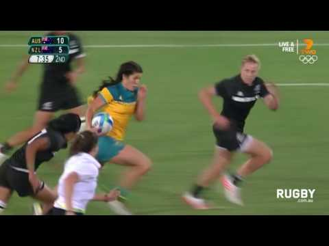 Aussie Sevens gold medal highlights
