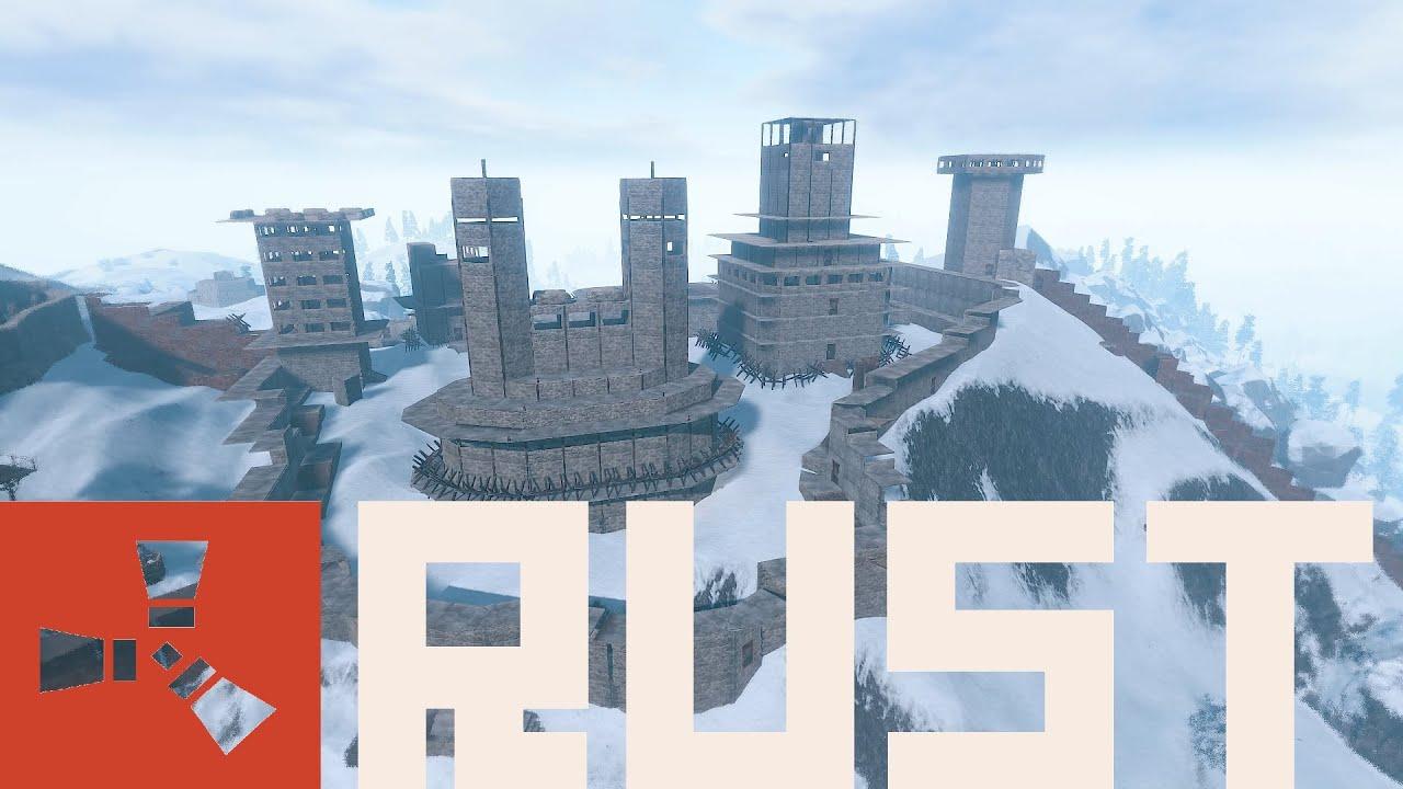 Best Rust Base Designs