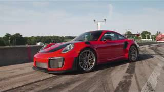 homepage tile video photo for Porsche 911 GT2 RS at Lightning Lap 2018