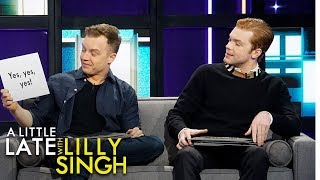 The Last Thing with Cameron Monaghan and Noel Fisher