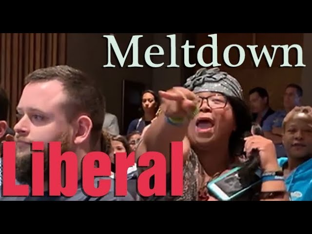 Liberal Meltdown- Addison Woosley- Abortion-Slavery-Raleigh City Council (Part 2)