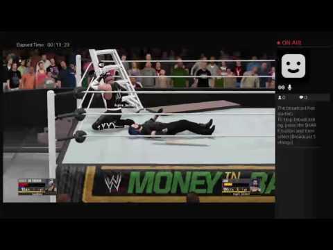 WWE2K16 Online Grudge Match Episode 5
