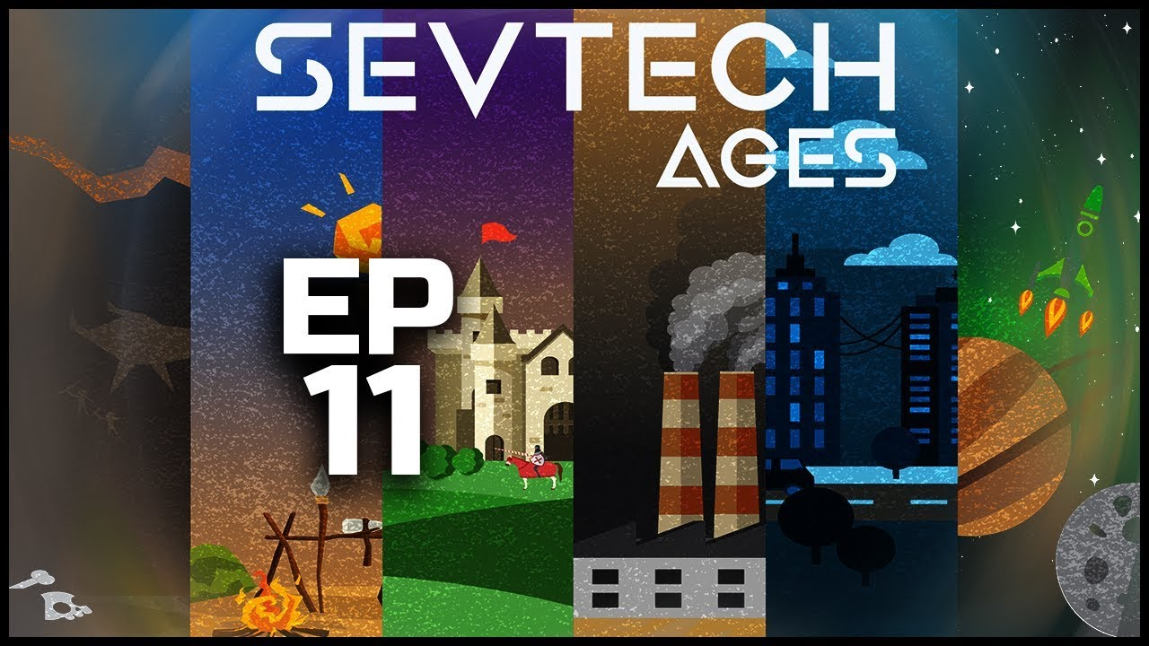 Expansion of Home | SevTech: Ages Ep 11