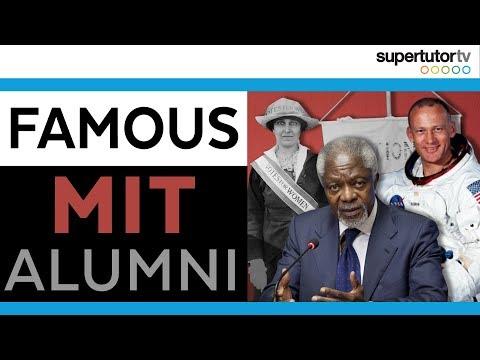 Famous MIT Alumni!