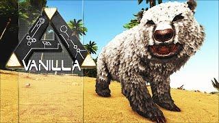 ARK Vanilla EP16 - Fizemos Industrial Forge & Dire Bear Femea Lv 112!