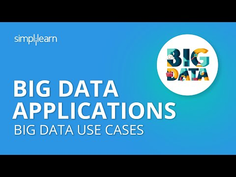 Big Data Applications | Big Data Application Examples | Big Data Use Cases | Big Data | Simplilearn