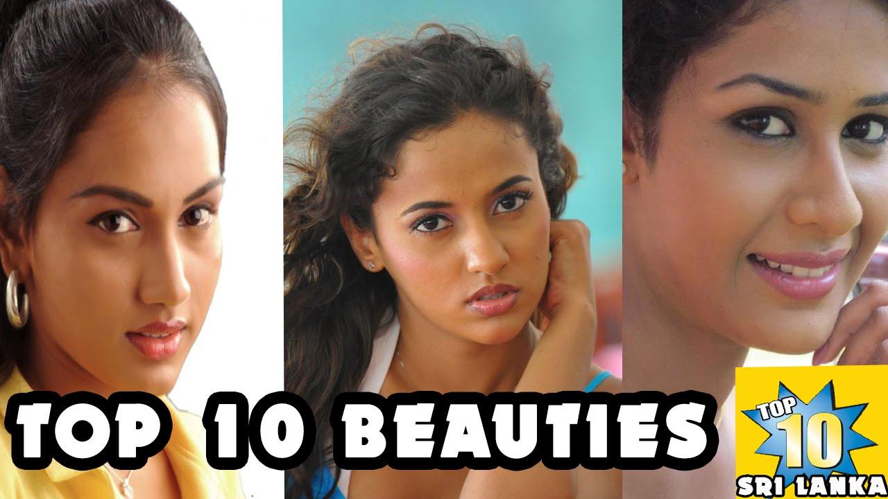 Top 10 Most Beautiful Women In Sri Lanka
