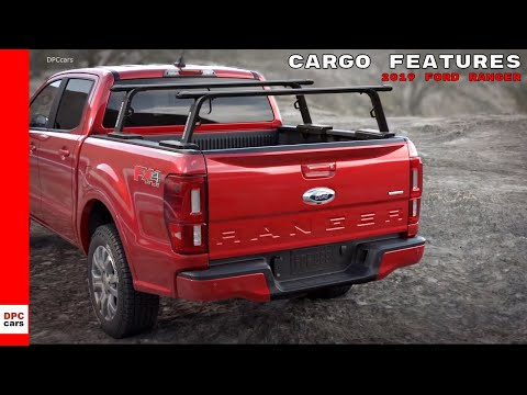 2019 Ford Ranger Bed & Cargo Features