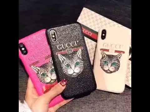 Gucci iPhone x ケース ブランドグッチ iPhonex/8/7/6plusケース