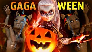"""GAGAWEEN"" Stop motion by Biga :D"