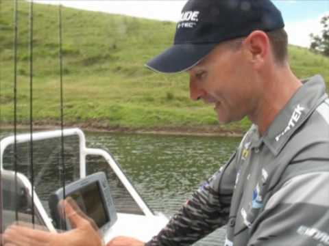 On The Water - Noble Boats International side console