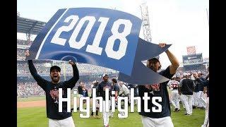 Atlanta Braves 2018 Regular Season Highlights