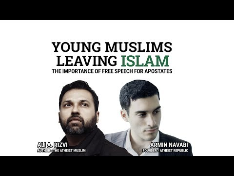 Young Muslims Leaving Islam | Ali A. Rizvi & Armin Navabi