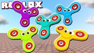 HAND SPINNER GIGANTE - Roblox