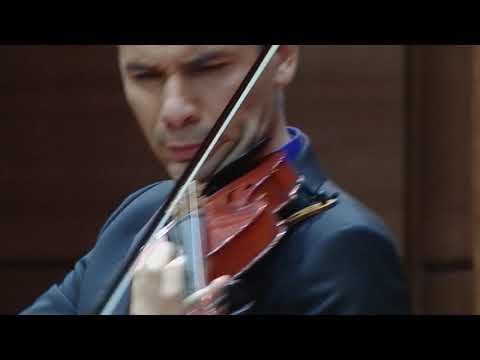 G.A. PIANI: Violin Sonata in G major Op.1/4, E. Percan / G.A.P. Ensemble