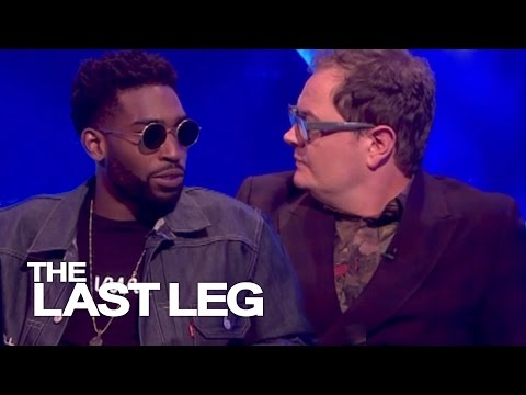 Tinie Tempah and Alan Carr Discuss Mental Health