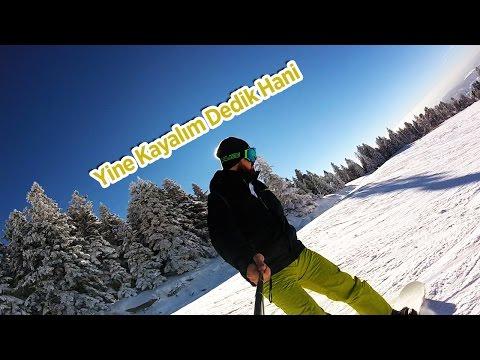 Bu Snowboard Bi Harika Dostum