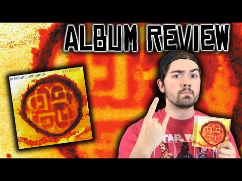 Breaking Benjamin - Saturate Album Review