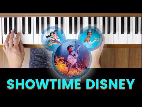 Baroque Hoedown {Main Street Electrical Parade} (Showtime Disney) [Easy Piano Tutorial]