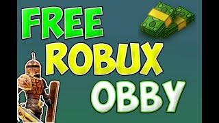 THIS EASY OBBY GIVES YOU FREE ROBUX? (NO PASSWORD REQUIRED 2019) WORKING