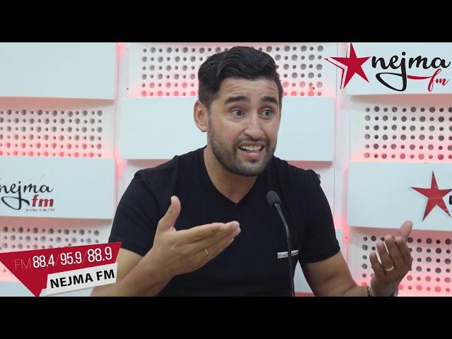 كريم حقي يوضح أسباب إستقالته من مهامه كمدير رياضي للنجم الرياضي الساحلي الجزء الأول.