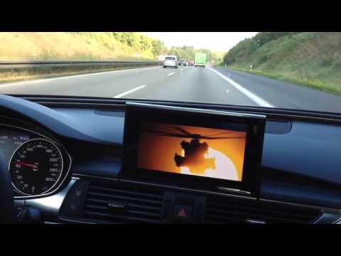 DVD Freischaltung Audi A6 (C7)