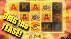 OMG the TEASE! - Hot Wheels TILT! - Online Slots - PlayOJO Casino - The Reel Story