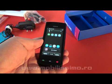 Nokia 500 unboxing video - Mobilissimo TV