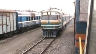 наперегонки с дизель поездом др1а 224 в ст таллин вяйке dr1a 228 at tallinn vike station