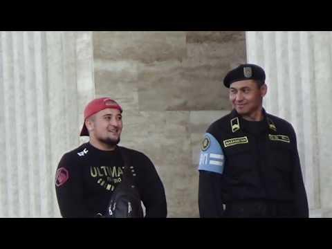 ТАМЕРЛАН Vs ВОЕННАЯ ПОЛИЦИЯ / ПРАНК