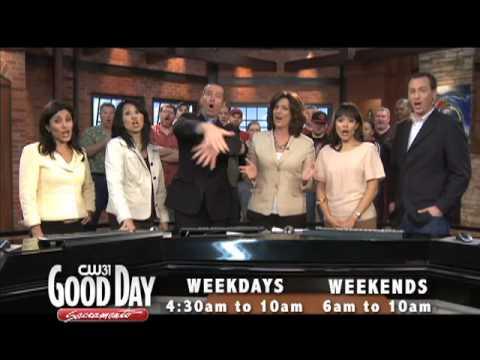Good Day Sacramento- More